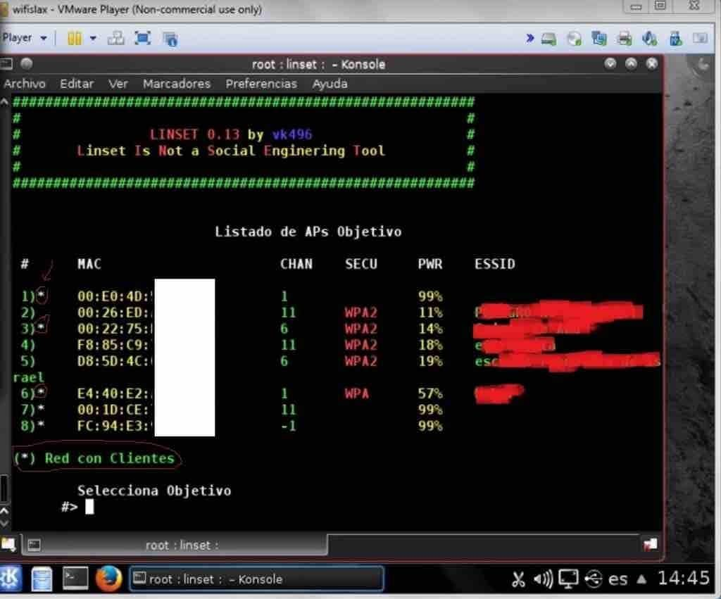 hackear wifi wpa 2 linset