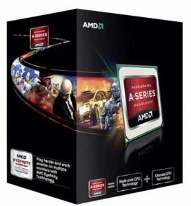 Procesadores Serie A AMD