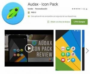 iconos Android 2017