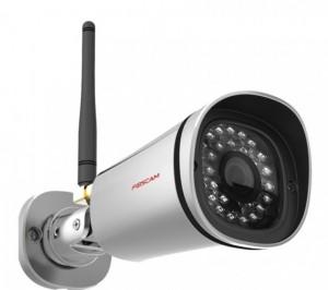 cámara barata Foscam exterior
