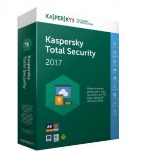 review Kaspersky Total Security