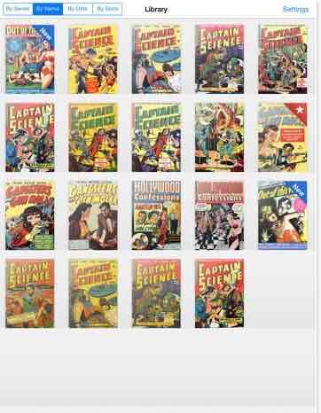 leer comics en Android