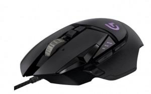 ratón gaming botones mecánicos
