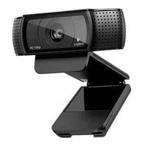 mejor webcam 1080p