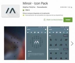 iconos Android Gratis