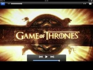 descargar series en iphone