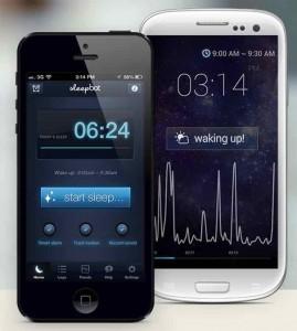 aplicaciones para dormir