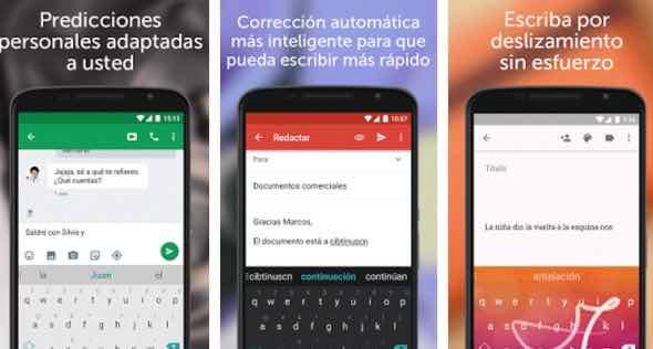 apps teclados