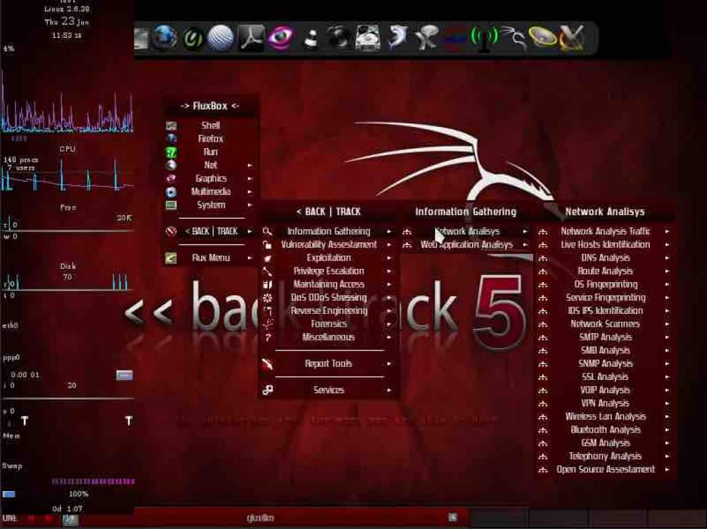descargar backtrack