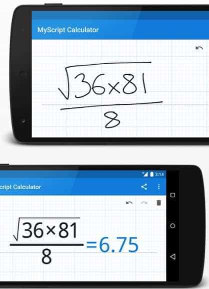 top Calculadoras Científicas Android