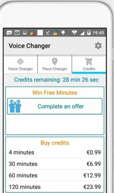 aplicación bromas telefónicas