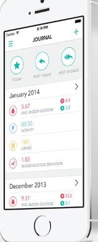 mejor app para diabéticos 2017