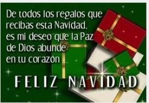 felicitar navidad 2017