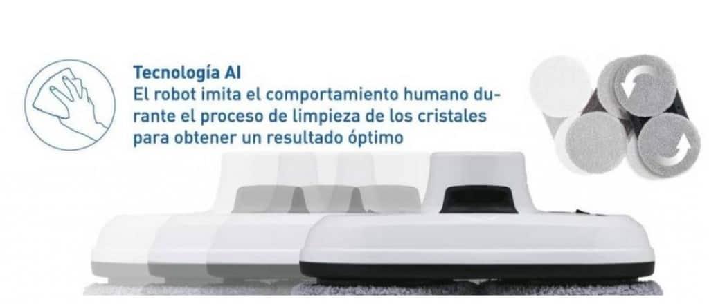 robot limpia cristales