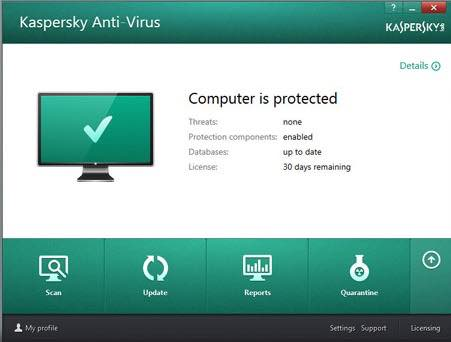 review kaspersky 2017