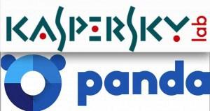 kaspersky vs Panda