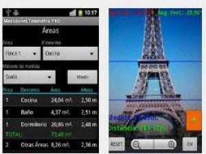 aplicación calcular distancias