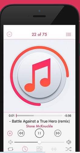 descargar música ios