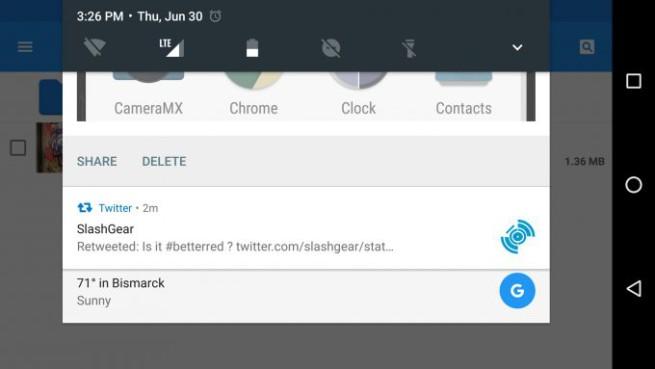 novedades Android Nougat