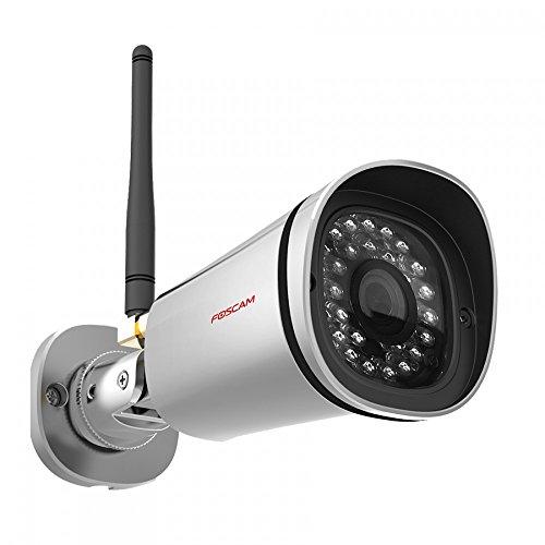 Foscam FI9900P – exterior