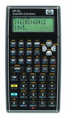 HP 35SC#B12 Programable