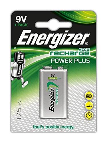 Energizer Accu Recharge Power Plus 9V