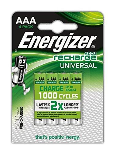 Energizer Accu Recharge Universal AAA