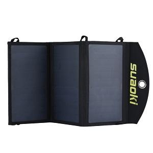 mejores cargadores solares