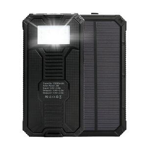 cargadores solares 2017