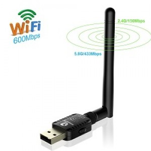 adaptador usb wifi para pc
