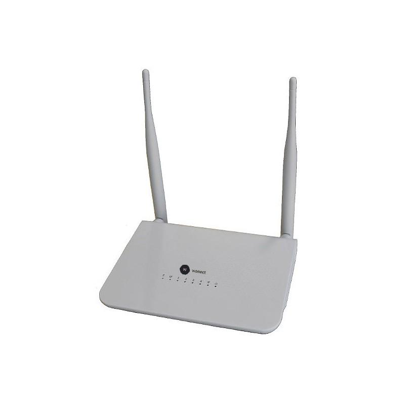 Review de Router WONECT R658A – Repetidor Wifi con conexión USB para conectar antenas con RT 3070