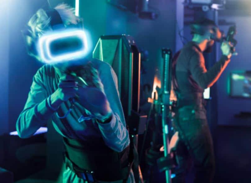 juegos realidad virtual Madrid