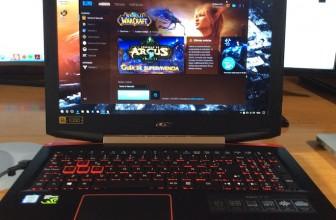 Review del Portátil Gaming Acer Aspire VX15