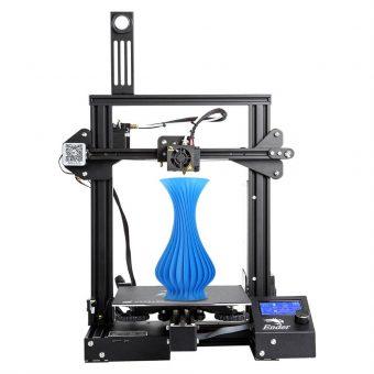 Las Mejores Impresoras 3D baratas de 2019