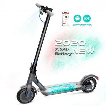 Scooter eléctrico plegable RCB