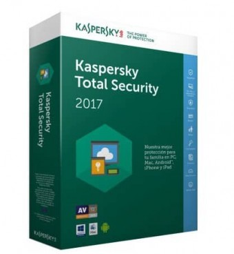 Review de Kaspersky Total Security 2017