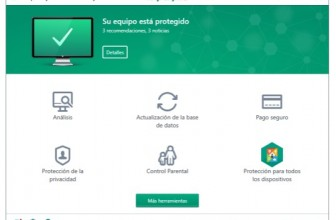 Análisis de Kaspersky Internet Security 2018: Una suite de seguridad altamente configurable