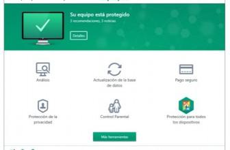 Análisis de Kaspersky Internet Security 2018: Una suite de seguridad altamente configurable