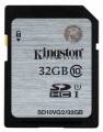 Kingston SD10VG2/32GB – Tarjeta SD UHS-I SDHC/SDXC (Clase 10 – 32GB)