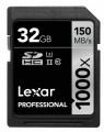 Lexar Professional – Tarjeta de memoria 1000x SDXC de 64 GB