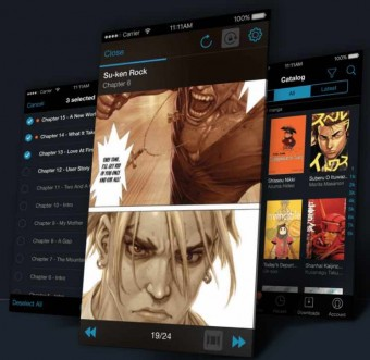 Manga Rock – La mejor app para descargar Manga