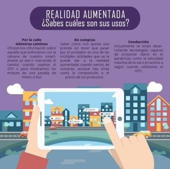 Realidad aumentada y realidad virtual: relación y distintas aplicaciones