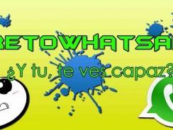 Los mejores Juegos y Retos para Whatsapp