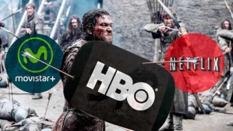 Duelo de series en Netflix, Movistar y HBO