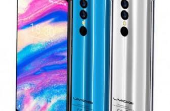 UMIDIGI A1 Pro 4G Phablet – El clon del iPhone X