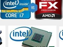 Comparativa: Los mejores procesadores de PC según tus Necesidades de 2017