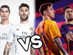 Como ver el Real Madrid vs Barcelona online el 23 de Abril de 2017