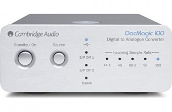 DacMagic 100 Digital to Analogue Converter