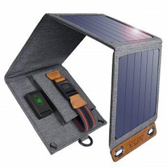 Choetech – 14W Cargador Panel Solar
