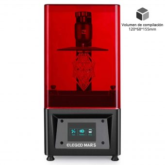 ELEGOO MARS Impresora 3D